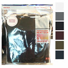 UNIQLO Men HEATTECH EXTRA WARM Crew Neck Long Sleeve T-Shirt Packaged Colors NEW