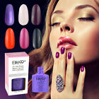 Elite99 UV Nagellack Farbgel Polish Nagelgel Soak Off Geschenk Box Base Top Coat