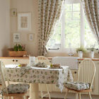 HERB GARDEN KITCHEN RANGE - CURTAINS, TIEBACKS, TABLECLOTHS AND SEATPADS