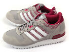 Adidas Originals ZX 700 W Solid Grey/White/Berry Lifestyle Retro Casual B25717