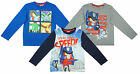 Boys Official Angry Birds Transformers Long Sleeve T-Shirt Top 6 to 12 Years