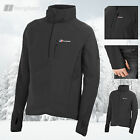 Berghaus Mens Parione AT Power Stretch Top - Grey - XXL - Authorised Dealer