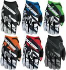 Moose Racing Mens MX1 Textile Gloves