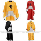 1x Chic Waterproof Hair Cut Salon Gown Hairdressing Barber Cape Wrap Transparent
