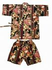 Ladies JINBEI(chrysanth blooming)SAMUE with Shorts Authentic JAPAN SJ990