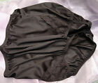 VANITY FAIR PERFECTLY YOURS LACE BLACK 13001/13801 NYLON BRIEFS PANTIES~11/4XL