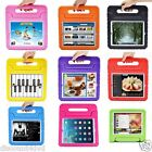 Colors Kids Safe Thick Foam Shock Proof EVA Case Handle Cover for iPad 2,3,4 New