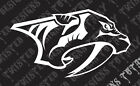 Nashville Predators car truck vinyl decal sticker NHL Hockey $10.99 USD on eBay