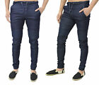 MENS DESIGNER JEANS AD SKINNY SLIM CUFFED JOGGERS TAPERED FIT CARGO TRENDY DENIM