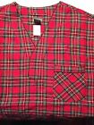 St. John's Bay Cotton Flannel Pajama Sets/PJs--Small/LT/XXL--Coat or Pullover