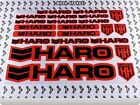 HARO BIKES Stickers Decals Bicycles Cycles Frames Forks Mountain MTB MBX 700A