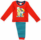 Boys Baby Toddler Mickey Mouse & Goofy Best Friends Pyjamas 6 to 24 Months
