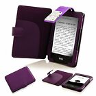 Forefront Cases Leather Smart Case Cover with Light Amazon Kindle 7th Gen (2014)