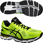 Asics Gel Kayano 22 Mens Running Shoes - Yellow