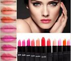 Cosmetic Makeup Long Lasting Bright Lipstick Lip Stick 12 Nude Colors New