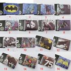 Super Hero Batman LOGO PU Synthetic Leather Short Purse Wallet