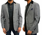 Mens Marc Darcy Blazer Designer Casual Regular Fit Suit Coat Formal Smart