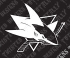 San Jose Sharks car truck vinyl decal sticker NHL Hockey Sanjose $8.99 USD on eBay