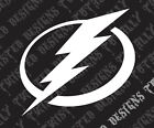 Tampa Bay Lightning car truck vinyl decal sticker NHL Hockey $8.99 USD on eBay