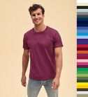5er Pack T-Shirts FRUIT OF THE LOOM, 27 Farben * Valueweight Tee 61-036-0 * NEU