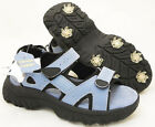 New Womens Leather Sandals Golf Shoes Blue- You Choose The Size!