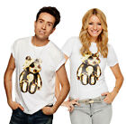 Giles Deacon 2015 Gold T-Shirt