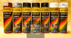 500ML MOTIP AEROSOL SPRAY PAINTS - VARIOUS