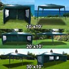 New Deluxe Green Outdoor Party Wedding Tent Gazebo Events Pavilion-choose