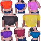 wholsale Price Tribal Fusion Belly Dance Gypsy Cotton Puff Top 5 pc