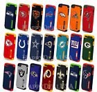 Official NFL Dual Layer Hybrid Cover Case for Apple iphone 5 5S - FREE PRIORITY $34.95 USD on eBay
