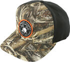 Metal Mulisha Adult Territory Camo Flexfit Hat Brown S-XL