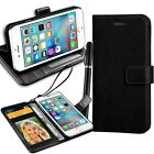 New Rich Luxury Leather Wallet Flip Case For Various Smart Phones +2 in 1 Stylus