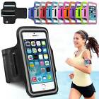 Sports Running Workout Gym Armband Arm Band Case iPhone 5 5S 6 6S S3 S4 S5 S6 S7