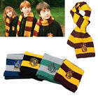 Harry Potter Gryffindor Scarf Wool Shawl Halloween House Cosplay Costume School