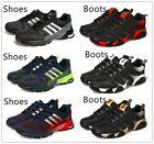 Winter Sports Plus Velvet Warm Cotton Boots Men's Casual Running Shoes Sneakers