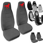 2005 to 2007 Ford Mustang Seat Covers fits a Coupe or Convertible and any GT