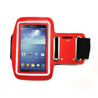 Sports Running Gym Armband Arm Band Case Samsung Galaxy Note 4/3 S6/Edge/5/4/3