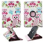 Case For Apple iPad Mini Tablets Protective Folio Cover 360 Folding Stand