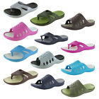 Dawgs Womens Various Styles Comfort Slide And Flip Flop Shoes