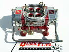 QUICK FUEL Q-750-BAN ANNULAR MECH BLOW THROUGH STAINLESS WITH STAINLESS LINE