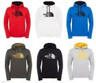 The North Face Mens Peak Fleece Lined Hooded Overhead Pullover Jumper Top Hoodie