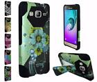 For Samsung Galaxy J3 New Design Hybrid TSTAND Cover Case