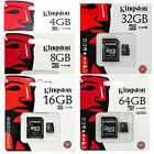 32gb memory card class 10 price - Kingston 8GB 16GB 32GB Class 10 Micro SD Card With Adapter Wholesale Price