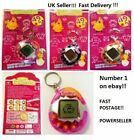 Tamagotchi Virtual Pet 49 In 1 Toy / Retro / Blue Pink Orange <br/> ******** Great Party and Xmas Filler! ** 1st CLASS POST