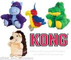 KONG LAYERZ DOG TOY - S/M Soft Plush Squeaker Reinforced Layers Fetch Catch Snug