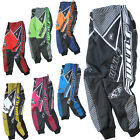 Wulfsport Kids Junior Crossfire Cub Motocross MX Pants Enduro Top Trousers