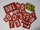 Boy Cub Scouts of America Troup Pack Den Unit Numbers Your Choice