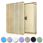 New Leather Slim Stand Wake Smart Case Cover For iPad 23 4 Mini 12 3 Air 1 2