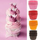 500pcs Paper Cake Cupcake Liner Case Wrapper Muffin Baking Cup Dessert Party NEW