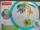 Spares for Fisher Price Rainforest Peek-a-boo leaves Musical Mobile